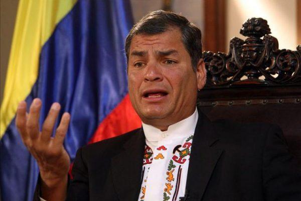 Correa recuerda el 30-S y agradece el respaldo