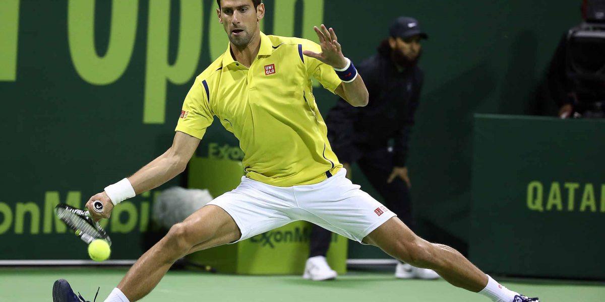 Djokovic dice su objetivo es volver a disfrutar en la cancha