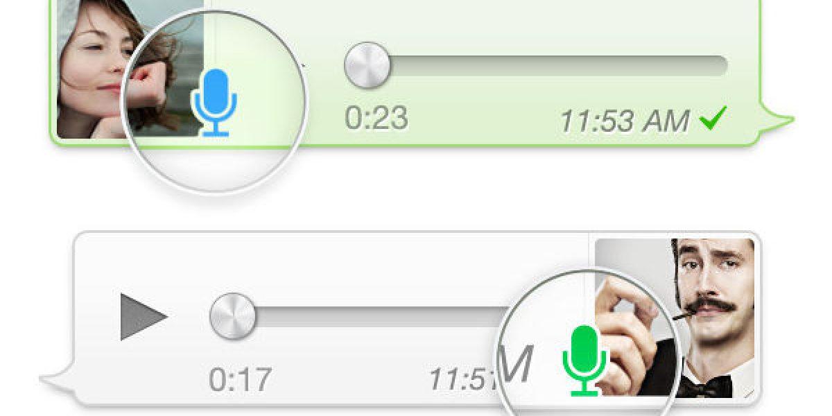 WhatsApp: truco para escuchar los audios sin que nadie los oiga