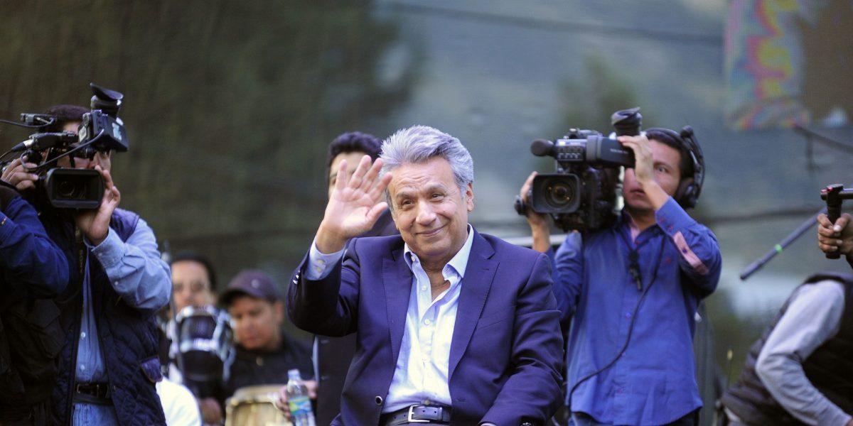 Moreno no solo ganó en Manabí