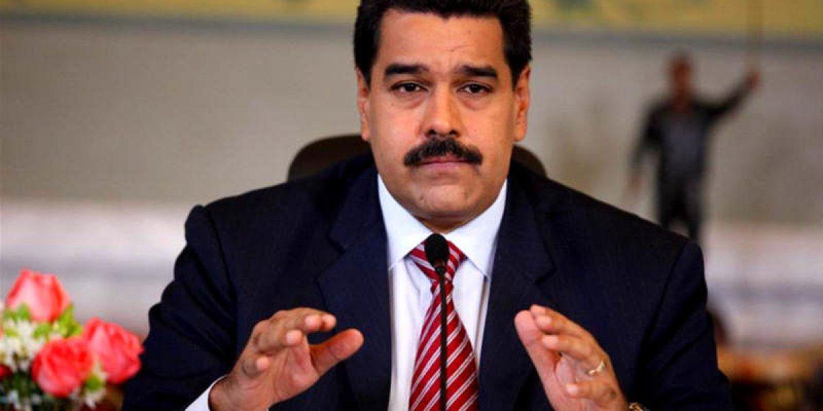 Nicolás Maduro tildó a Macri de
