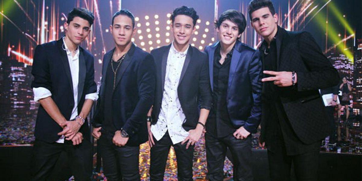 CNCO ganó premio Latin American Music Award