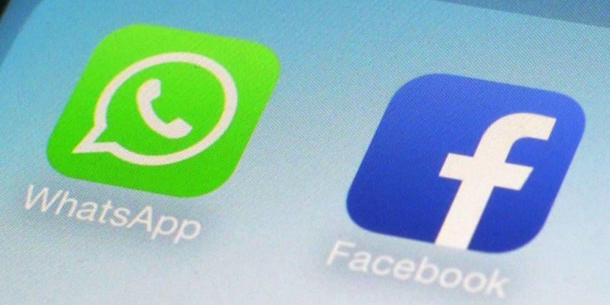 España investigará datos compartidos entre Facebook y WhatsApp
