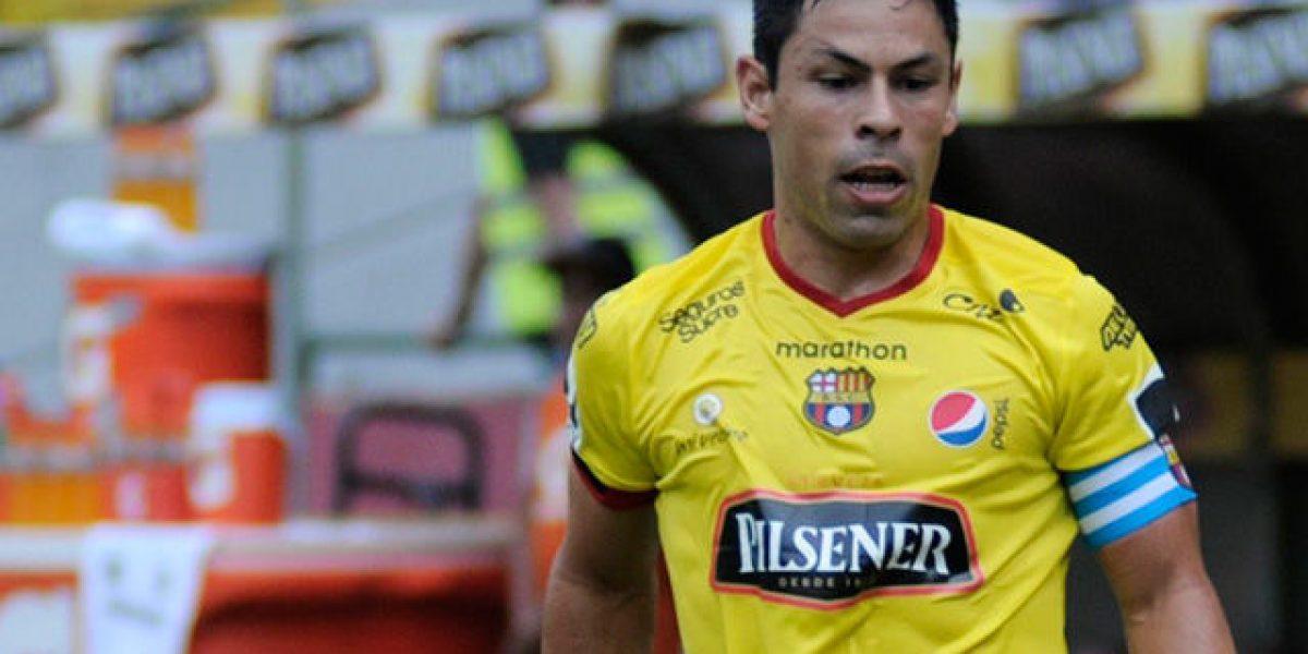 Matías Oyola no apareció en la foto de camerino de Ecuador