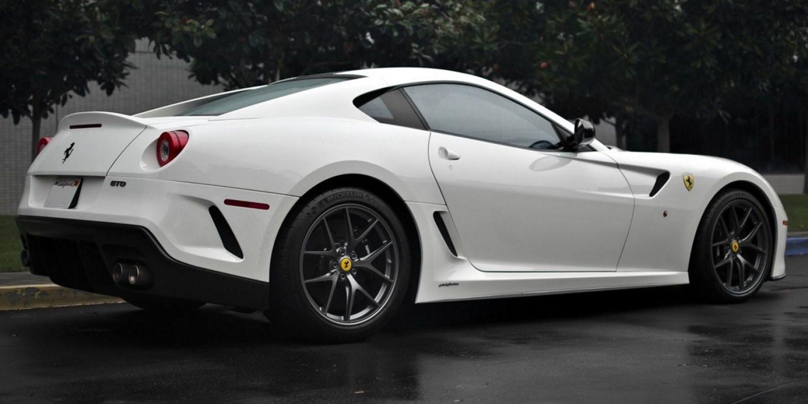 Cristiano Ronaldo tiene el auto más valioso de los futbolistas. Imagen Por: Ferrari