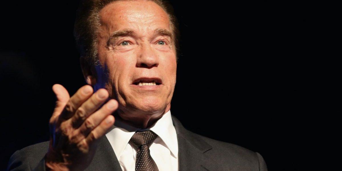 Arnold Schwarzenegger da la espalda a su partido por Donald Trump