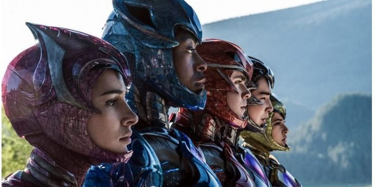 Power Rangers: el primer