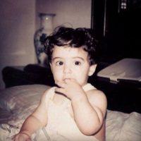 """""""El hombre más guapo del mundo"""" muestra la primera foto de su bebé. Imagen Por: Instagram"""