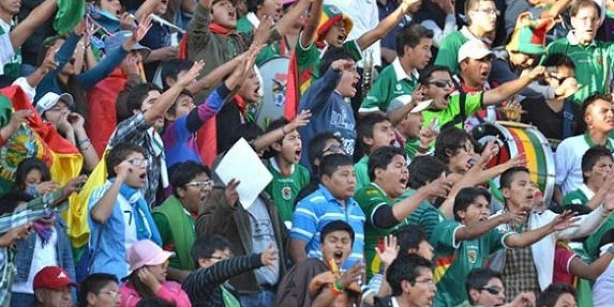Federación Boliviana pide a la hinchada evitar insultos racistas ante Ecuador