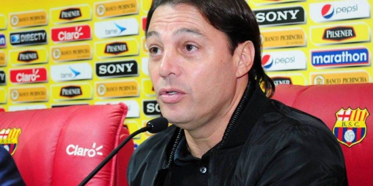 Barcelona SC tuvo interés en contratar a Arturo Mina