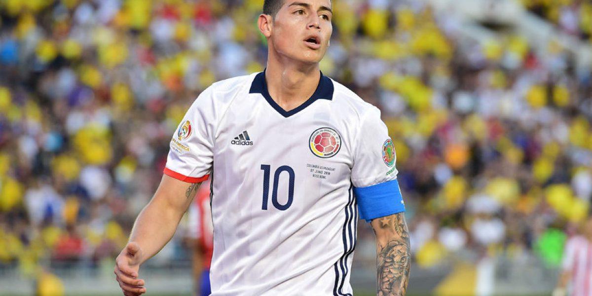 James sobre Ecuador: