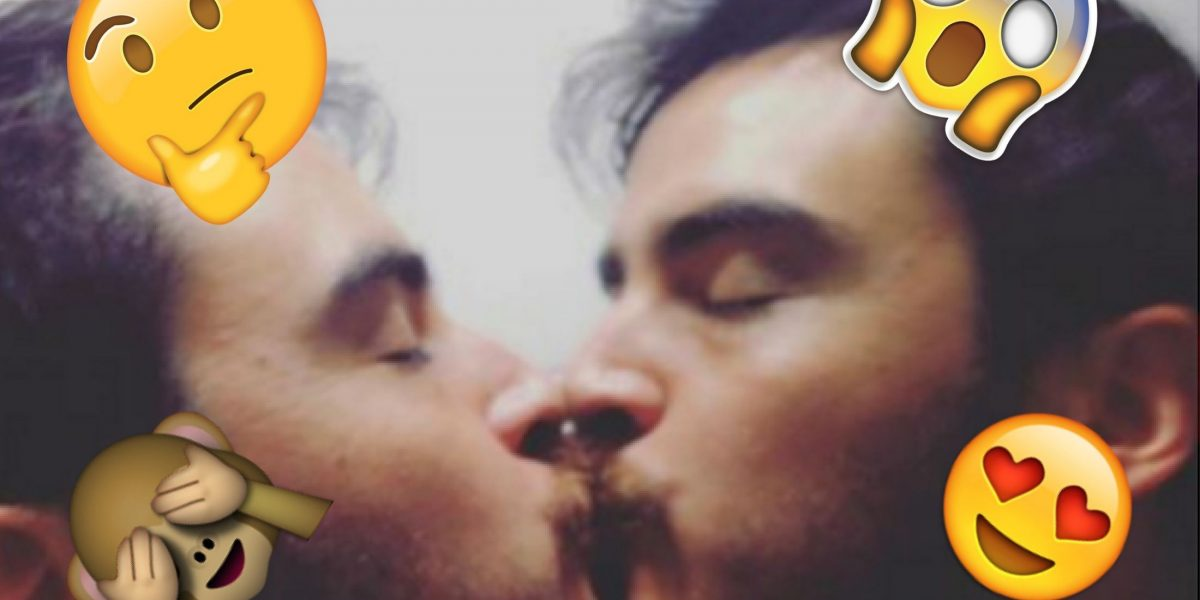 Se enamoró de sí mismo y tuvo un hijo: Viral historia en Facebook