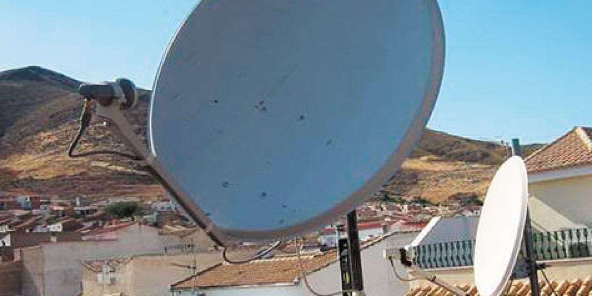 Prisión por instalar antenas de Tv satelital pirata