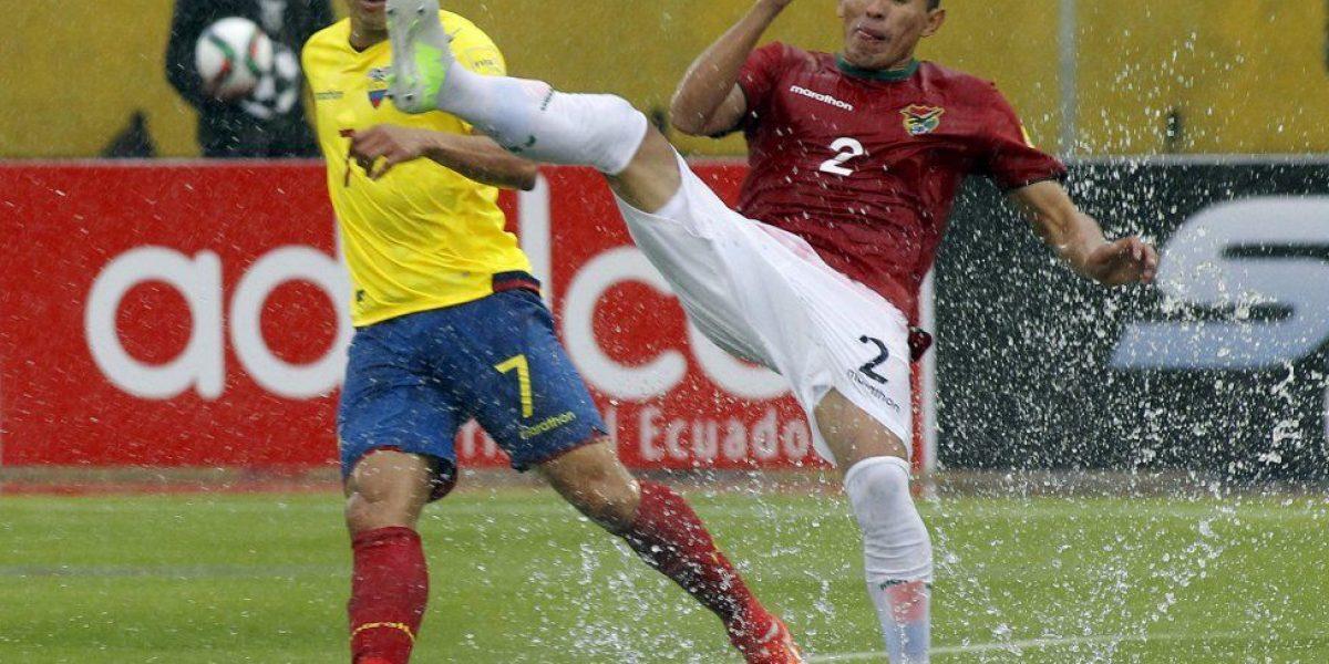 Donde se verá el juego de Bolivia vs Ecuador