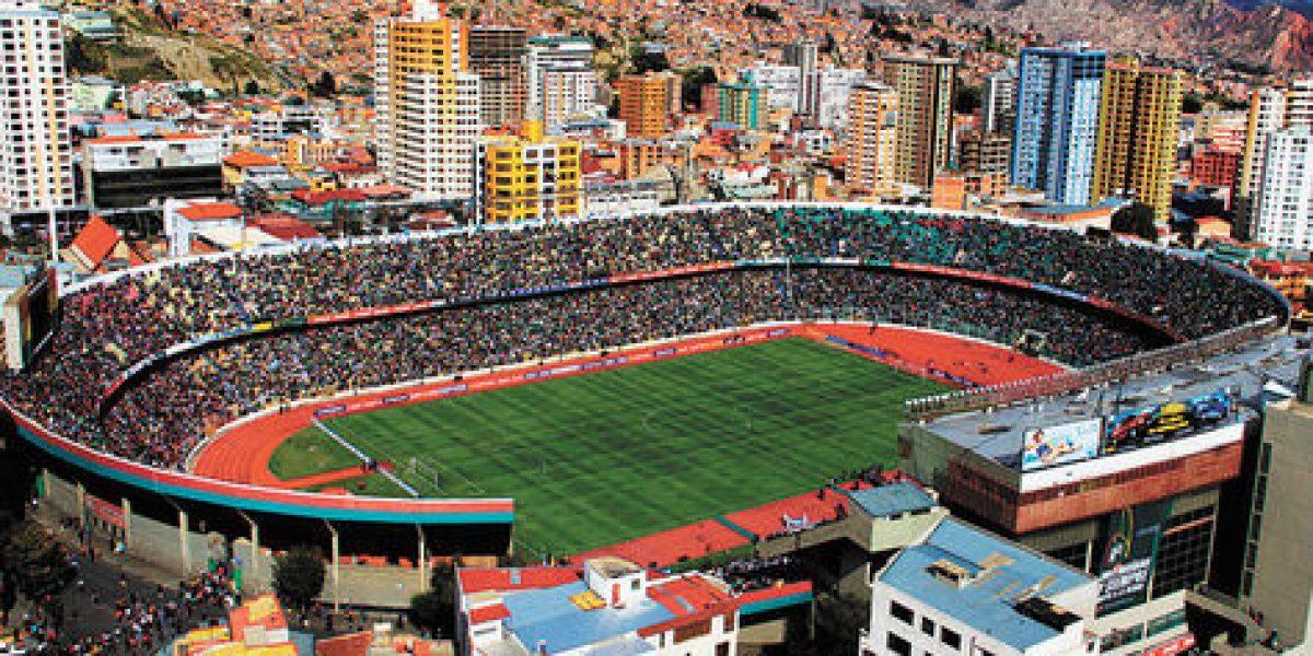 Selección de Ecuador jugará en la lluvia