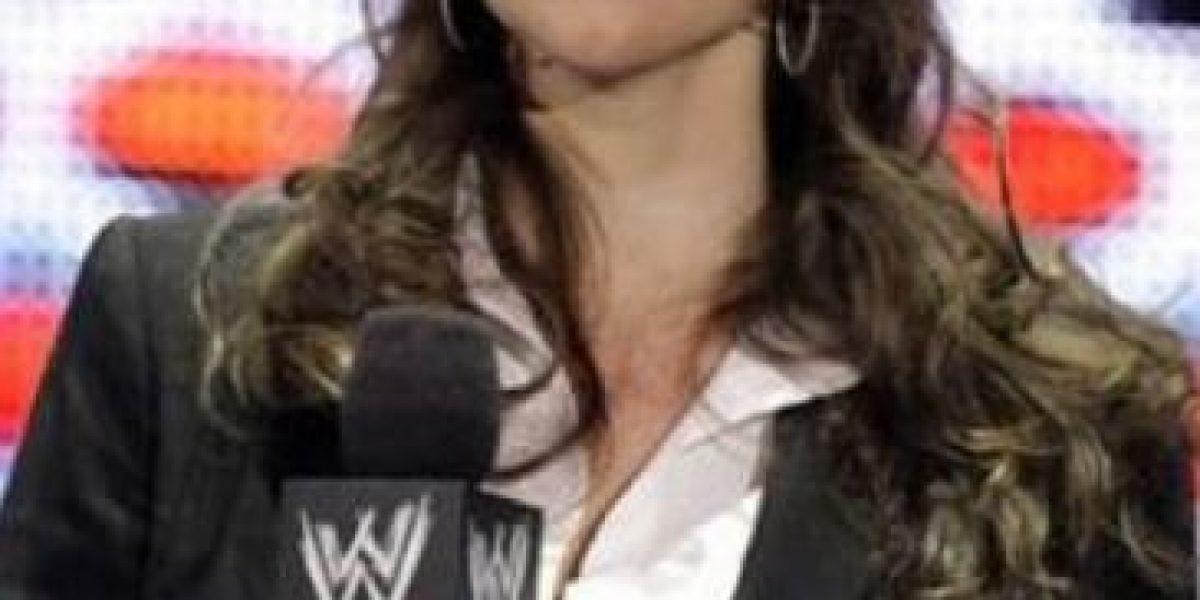 Así ha cambiado Stephanie McMahon, la