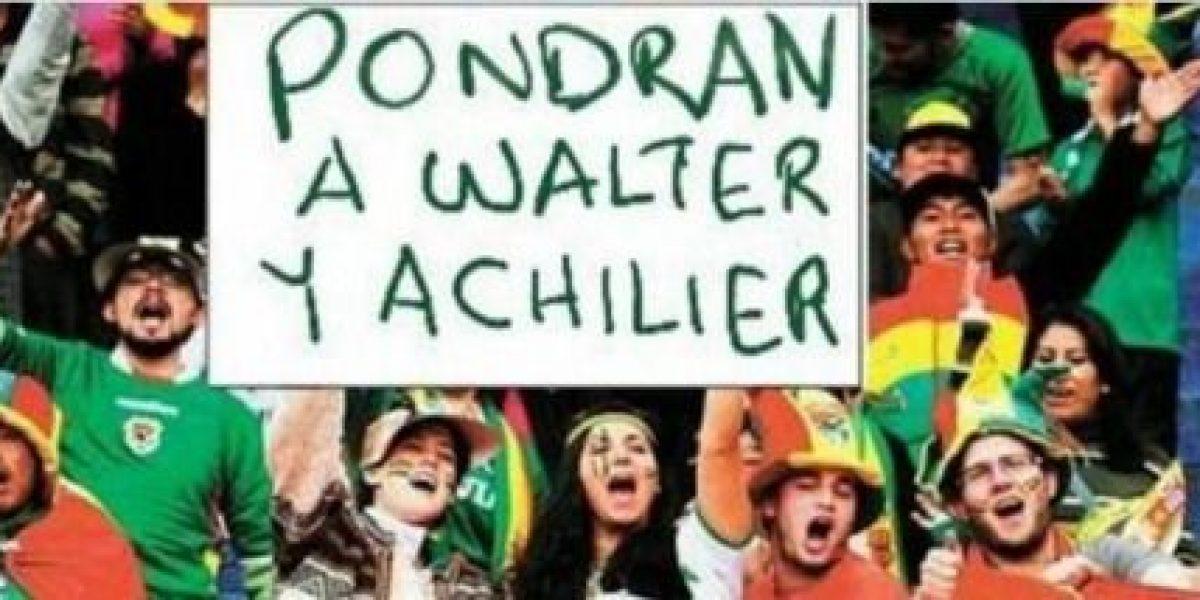 Memes del partido Bolivia vs. Ecuador