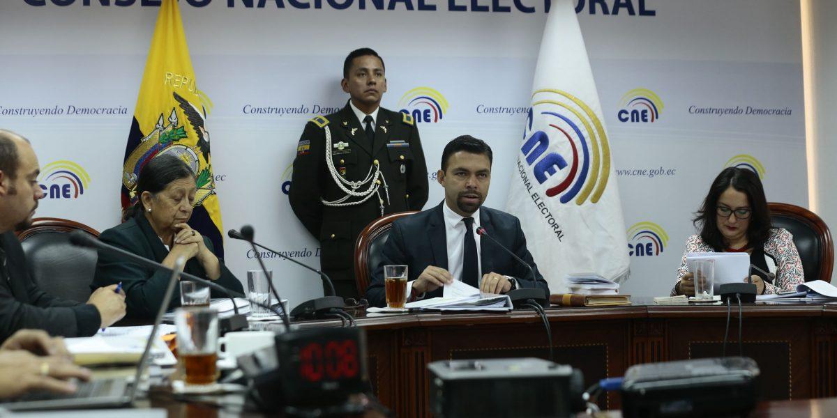 Tribunal Contencioso Electoral decidirá sobre transmisión del 1 de octubre