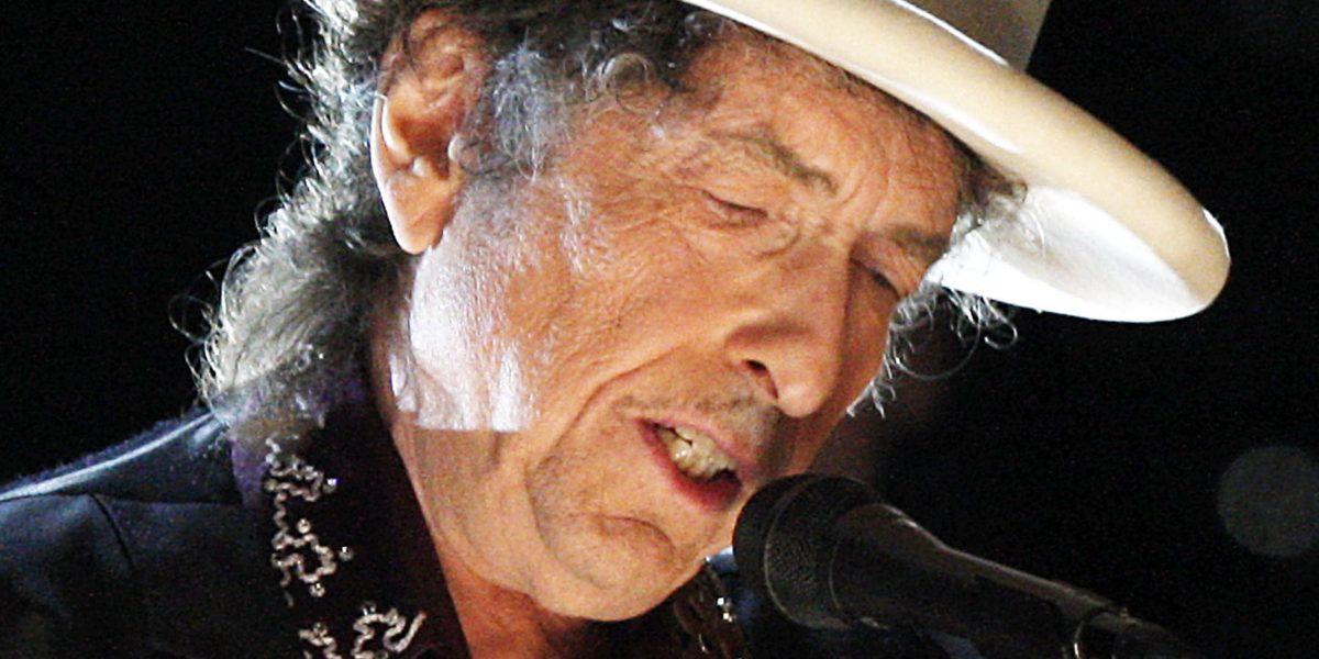 La música de Bob Dylan se incrementó en Spotify