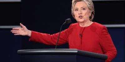 Deportistas que apoyan a Hillary Clinton. Imagen Por: Getty Images