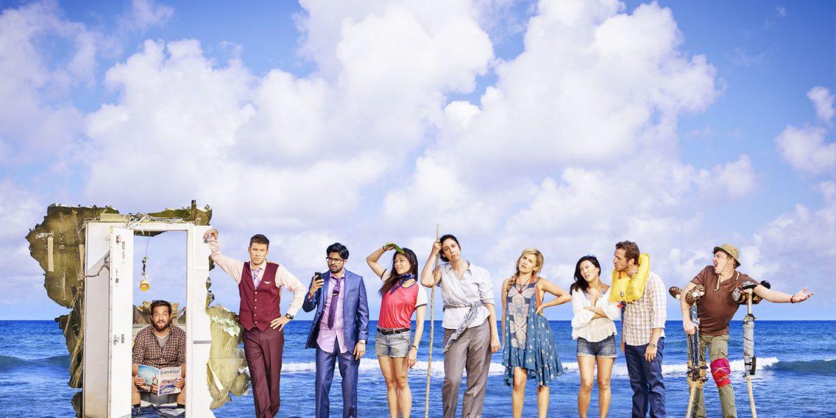 """Wrecked, la nueva serie que desafía a """"Lost"""" con su comedia"""