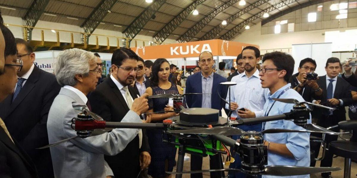 Competencia de Mecatrónica apunta al desarrollo industrial