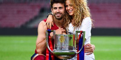 Gerard Piqué revela cómo conquistó a Shakira. Imagen Por: Getty Images
