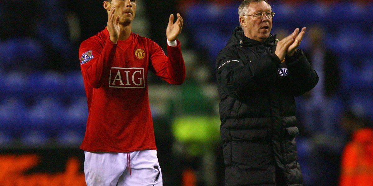 Alex Ferguson quería que Barcelona fichara a Cristiano Ronaldo