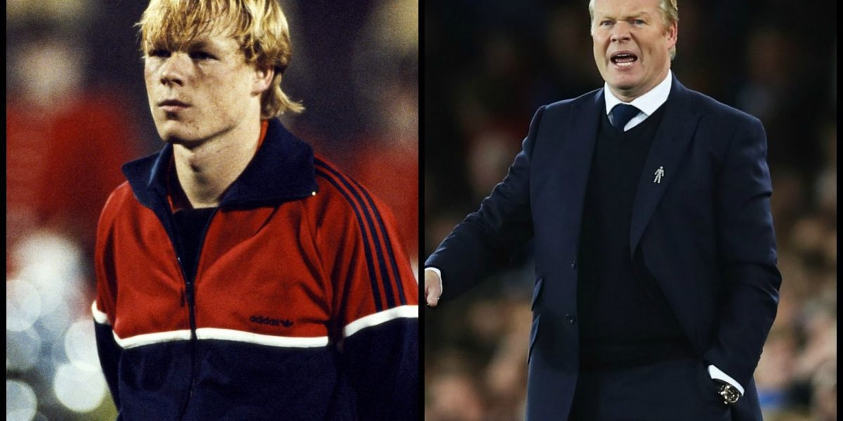 Así lucían los técnicos de la Premier League cuando eran jugadores