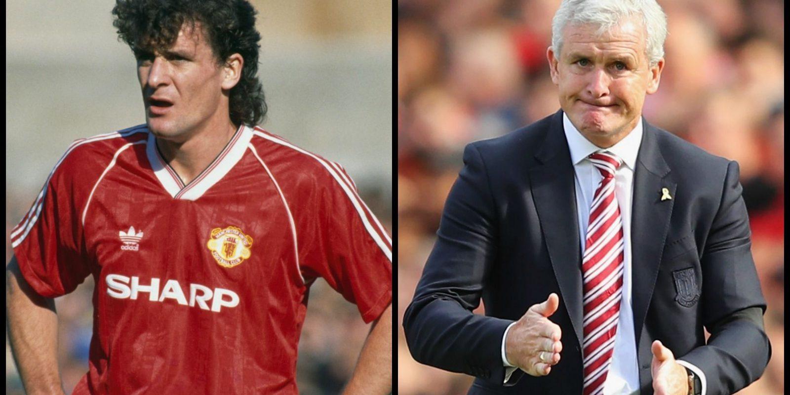 Mark Hughes (Stoke City). Imagen Por: Getty Images