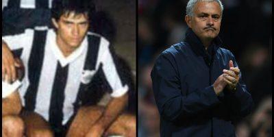 Mourinho (Manchester United). Imagen Por: Getty Images