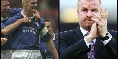 Sean Dyche (Burnley). Imagen Por: Getty Images
