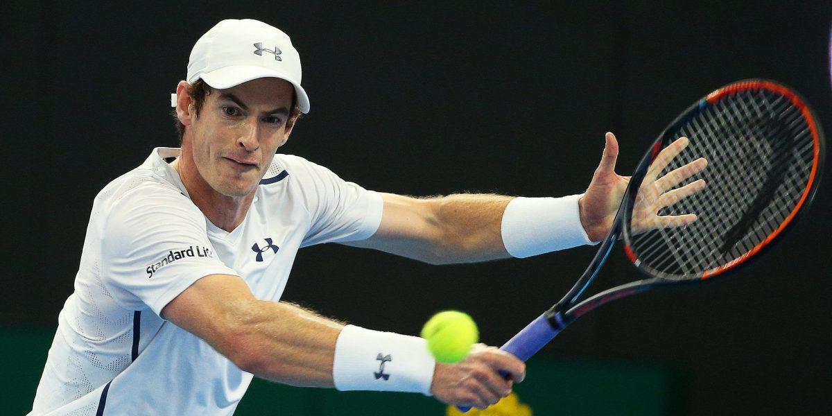 Andy Murray se tituló en Shanghái