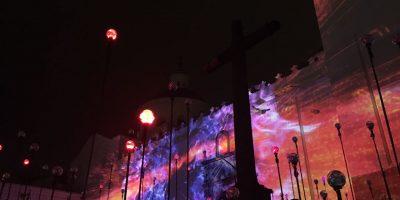 Alcaldía de Quito reforzó movilidad y seguridad para la Fiesta de la Luz