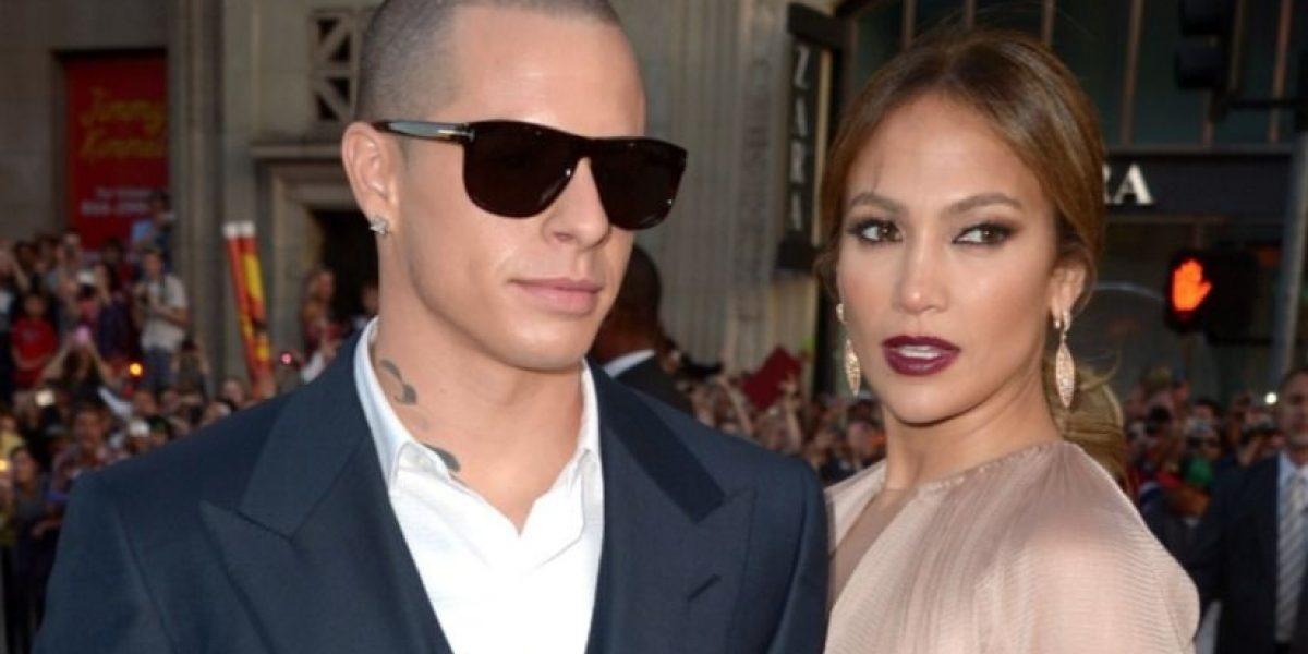 Aseguran que Jennifer López y Casper Smart terminaron por infidelidades