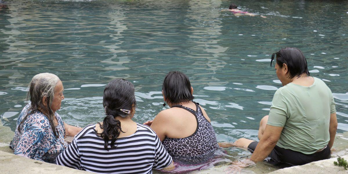 Comunidad shuar forma empresa turística de terapia ancestral