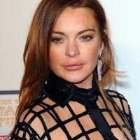 El topless de Lindsay Lohan que se arrepintió de publicar. Imagen Por: Getty Images