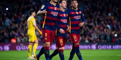 Los cuatro futbolistas de Barcelona que tentó Manchester City. Imagen Por: Getty images
