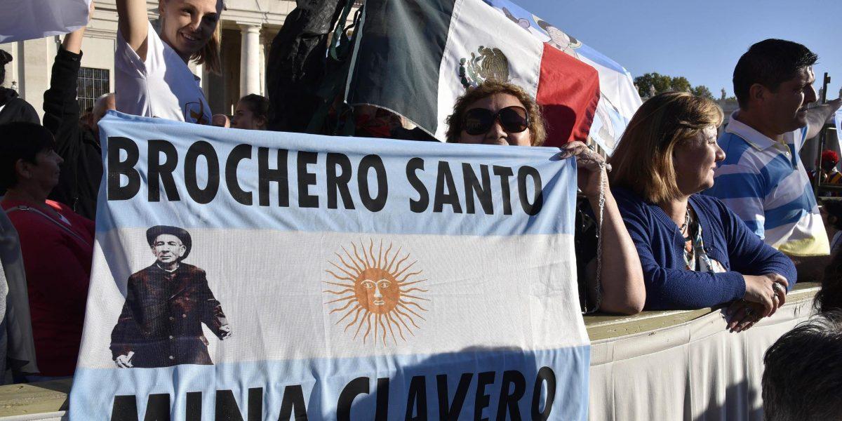 Papa Francisco proclamó dos nuevos santos latinoamericanos