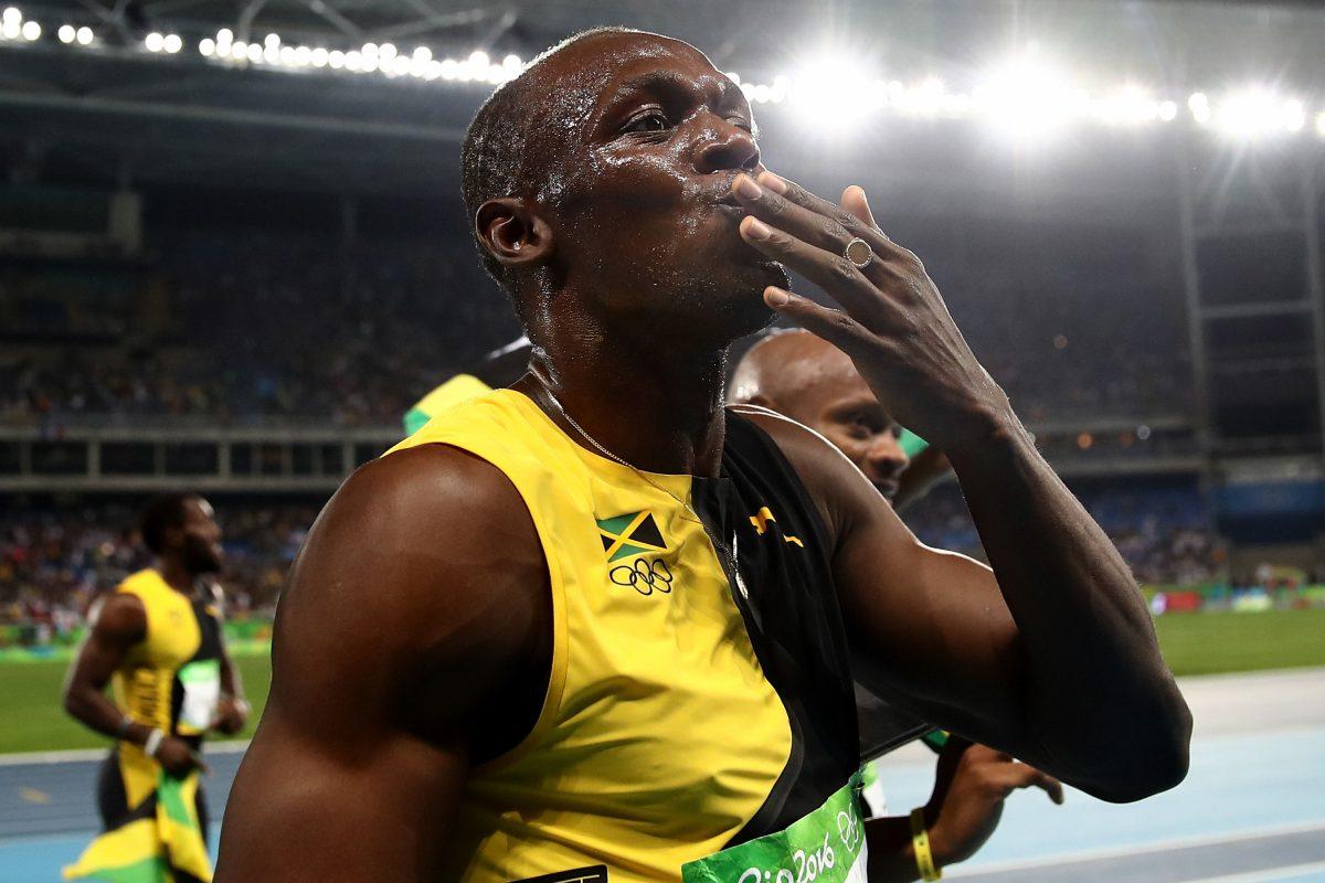 Usain Bolt dio la fecha de su retiro. Imagen Por: Getty Images