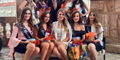 Ellas son las ocho candidatas a Reina de Cuenca 2016-2017