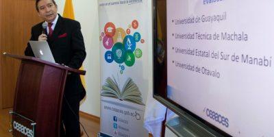 Cuatro universidades de Ecuador ascienden de categoría