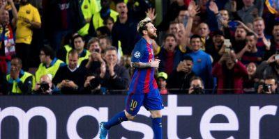 Messi superó a Raúl en goles en casa en Liga de Campeones