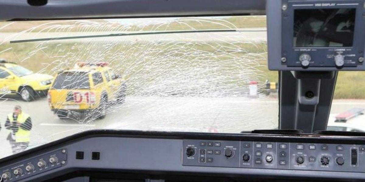 Fenerbache pasa susto en avión que aterrizó de emergencia