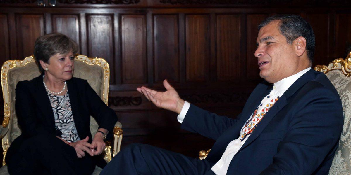 Cepal prevé crecimiento económico de Ecuador en 2017