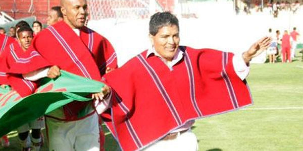 Luis Chango: