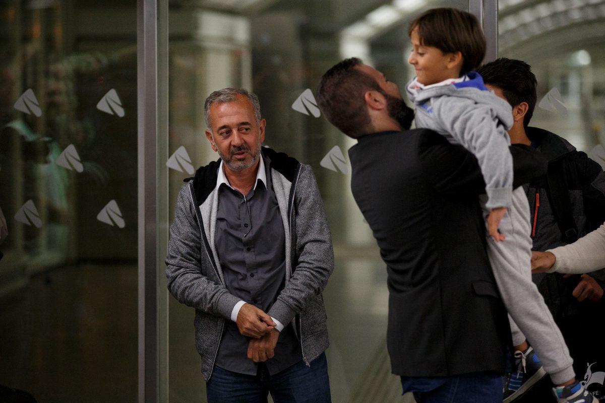 DT refugiado sirio es despedido por no hablar español. Imagen Por: Getty Images