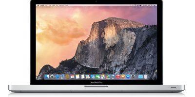 Apple quiere revolucionar el teclado en computadoras MacBook