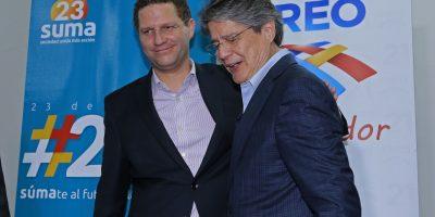 Mauricio Rodas y Suma ratificaron apoyo a Guillermo Lasso