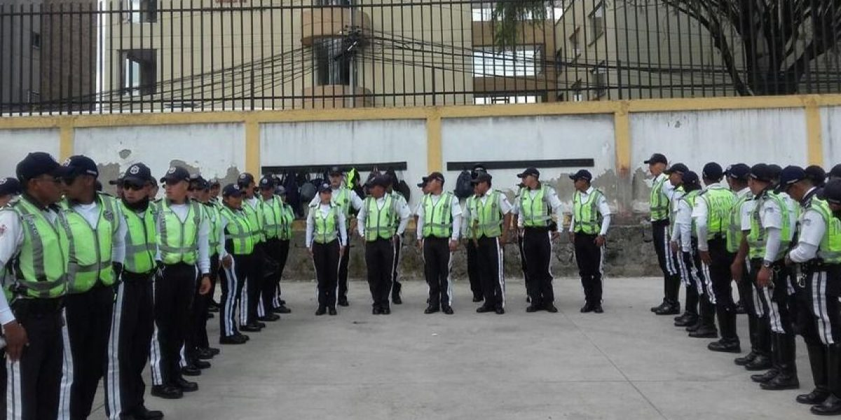 AMT desplegó operativo por falla de luz en Quito